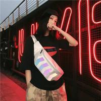 tas pinggang / dada anti air untuk pria / wanita # 650