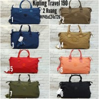 TRAVEL BAG KIPLING IMPORT - HAND BAG - TAS SELEMPANG - TAS TRAVEL