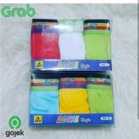 1 Box Isi 3 Pcs Pakaian Dalam Anak / CD Anak Laki Laki Agree 200KL