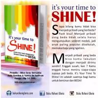 Buku Its Your Time to Shine