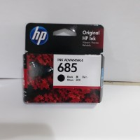 Tinta HP 685 Black Original