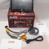 head unit double din dhd 7001 android 7 inch