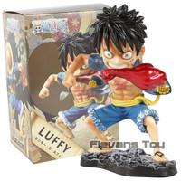 One Piece Monkey D Luffy Gear 4 Transforming Ver
