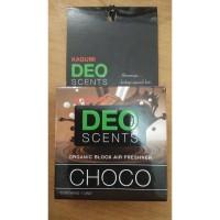 Parfum Pengharum Mobil Kagumi Deo Scents Original Choco