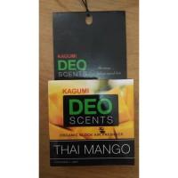 Parfum Pengharum Mobil Kagumi Deo Scents Original Thai Mango