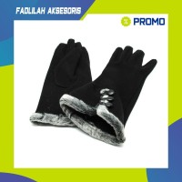 NUANHONGHONG Sarung Tangan Wanita Touch Screen Winter Women Gloves - S