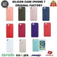 SOFTCASE SILICONE CASE IPHONE 7 / 8 100% ORIGINAL APPLE - Violet