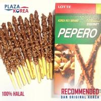 PEPERO ALMOND- SNACK KOREA
