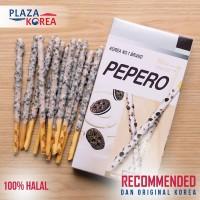 PEPERO WHITE COOKIE- SNACK KOREA