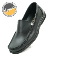 Sepatu Pria Casual Slip On Semi Formal Kulit Asli Original Y0777