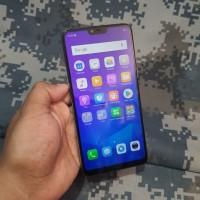 Handphone Hp Oppo F7 4/64 Second Seken Bekas Murah