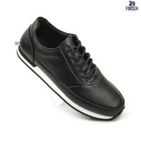 Sepatu Sneakers Pria Geovane 2.0 Kulit Asli Kets Sporty Casual 4055