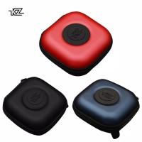 KZ Kotak case Penyimpanan Earphone Anti Debu Bahan sintetis premium