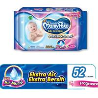 MamyPoko Baby Care Wipes Non Alkohol Tisu Tissue Basah Bayi Mamy Poko