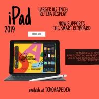 New Apple iPad 7 2019 10.2 WiFI 32GB