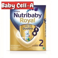Nutribaby royal 2 box 400gram