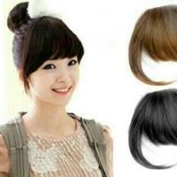 Hair clip poni tebal hairclip poni korea tebal