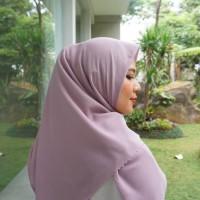 Hijab Voal Sahara Superfine Lasercut Tea Rose