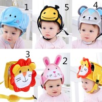 Helm Pelindung Anti Benturan untuk Bayi / Anak Laki-laki / Perempuan