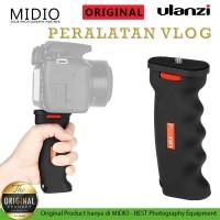 Ulanzi Ultimate Pistol Handgrip Untuk Vlog Livestreamer Kamera DSLR Mi