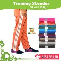 Training Panjang Standar / Celana Training / Training Standar