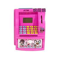 Mainan Anak - Celengan ATM Happy Bank LOL Surprise Bahasa Indonesia