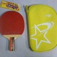 Bat Pingpong Bet Tenis Meja Original DHS 206 Penholder TM7