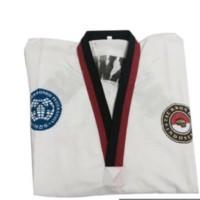 Baju taekwondo anak-anak bahan lembut