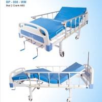 Bed pasien ABS 2 crank