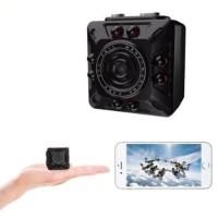 Spy Cam Hidden Cam Action Cam Kamera Pengintai SQ10 Full HD 1080p