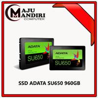 """ADATA SSD SU650 ULTIMATE 960GB 2,5"""" SATA SOLID STATE DRIVE 960 GB"""