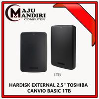HDD EKSTERNAL TOSHIBA CANVIO BASIC 1TB USB3.0