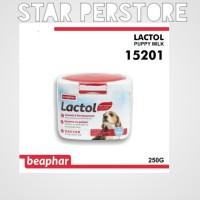 beaphar Lactol,(susu buat anak anjing,1-12bln)net.250g
