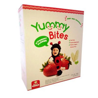 Yummy Bites - Strawberry 50gr