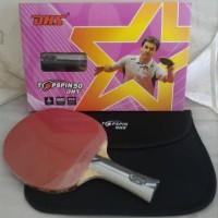 Bad Tenis Meja DHS TopSpin 50 Bad Bat Bet Ping Pong Pin TM7
