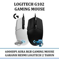 MOUSE GAMING LOGITECH G102 GAMING PRODIGY (AURA/RGB)