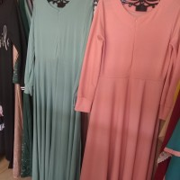 Gamis Wanita Alishah Fashion