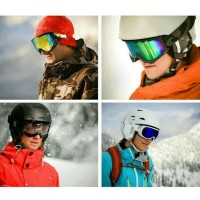 Kacamata Goggles Sepeda Motor Tactical Outdoor Kacamata Helm Cross Air