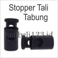 Stopper tali Tabung Cord Lock isi 10pcs per bungkus