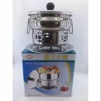 Panci Hot Pot Shabu-Shabu 16cm