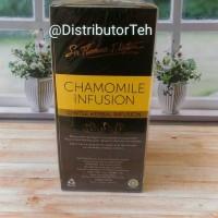 Teh Celup Camomile - Chamomile Herbal Infusion - Sir Thomas J. Lipton