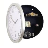 Wall Clock Safe Box Creative Hidden Storage Box (Jam Dinding)