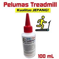 Pelumas Treadmill (Lubricant Oil) 100 mL - SHEJ Kualitas Jepang