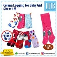 Celana Legging Bayi / Anak Motif for Baby Girl