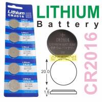 CR2016 Batre Kancing Lithium Battery 2016 Baterai CR 2016