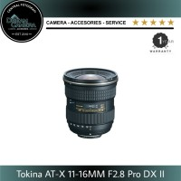 TOKINA AT-X 11-16MM PRO DX II F/2.8 FOR CANON/NIKON