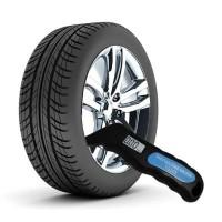 Pengukur Tekanan Angin Ban Digital LCD Tire Pressure Gauge