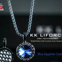 KK Liforce Blue Sapphire Crystal