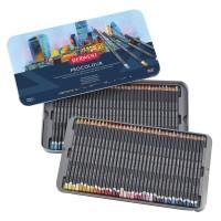 Derwent Procolour Pencils Color Set 72 Tin
