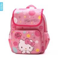 Hello Kitty Summer Backpack S - Adinata / Tas sekolah / Ransel anak b